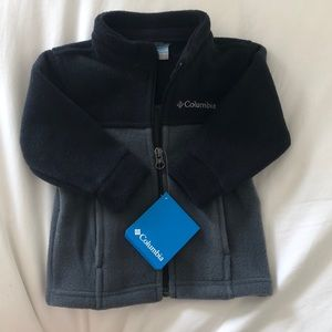 Baby Columbia Fleece Jacket